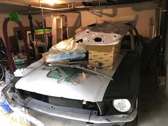 Ford Mustang, Master Chief, Spaceship, Sci Fi, Projects, Space Ship, Ford Mustang Coupe, Spaceship Craft, Science Fiction