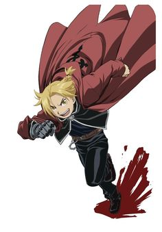 """Edward Elric"" - Full Metal Alchemist"