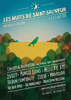 Les Nuits de Saint-Sauveur, Saint-Sauveur-en-Puisaye (89520), Bourgogne