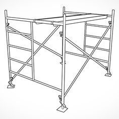 ADTO scaffolding planks has high durability with highly ranked load limitation. It is another stable working platform high in the air above the ground level. Make your purchase at ADTOMall now.