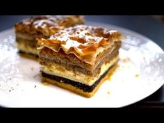 Borbás Marcsi szakácskönyve - Százrétű béles (2019.12.01.) - YouTube Croatian Recipes, Hungarian Recipes, Hungarian Food, Banana Dessert, Dessert Bread, Veggie Recipes, Bread Recipes, Veggie Food, Cooking Tips