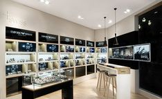 WSI flagship watch store by StartJG HK, Singapore Malaysia watches Design Shop, Shop Front Design, Visual Merchandising, Jewelry Store Design, Jewellery Display, Showroom, Retail Interior Design, Retail Fixtures, Store Layout