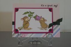 Callahan Country Bugs: Another House Mouse Card