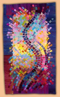 Anne Lullie - quilt artist - teacher