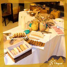 #desayuno   #hoteljardinesdeuyuni