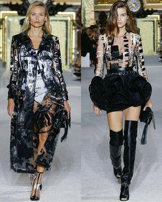 Details from the #Runway #Designer #Balmain @balmain #beauty #style #chic #glam #haute #couture #design #luxury #lifestyle #prive #moda #instafashion #Instastyle #instabeauty #instaglam #fashionista #instalike #streetstyle #fashion #photo #ootd #model #blogger #photography