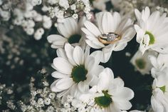 Wedding ring shot. Wedding Photography by Jere Satamo.