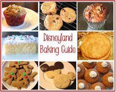 Babes in Disneyland: Disneyland Baking Guide