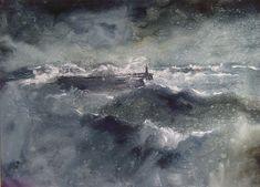 North Yorkshire artist Len Tabner