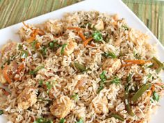 Paneer Fried Rice - Recipe with Step by Step Photo Directions and Tips
