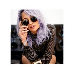 Love: Lilac and Lavender Hair | Modernette.ca