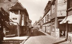 Old Leigh, c1939. Leigh On Sea, London Places, Old London, Old Photos, Seaside, Past, Nostalgia, Live, Old Pictures