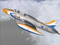 South African Air Force Silver Falcons Impala Mk1