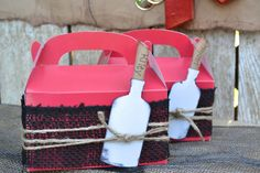 Simple Pirate Party Favor DIY
