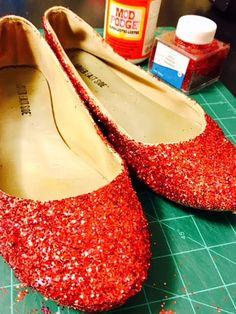 Super simple ruby slippers tutorial.