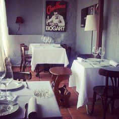 Us recomanem un restaurant deliciós i encantador: el Café de l'Acadèmia, a Vilassar de Dalt (Barcelona). Una cuina catalana tradicional, elaborada i moderna, però sense excessos!  Foto: @Gonzalo Sanguinetti