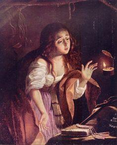 Luzes e espiritualidade num quadro de Josefa de Óbidos - PÚBLICO