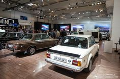 BMW 2002 display