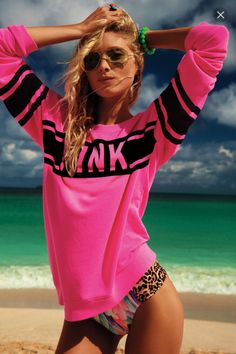 Victoria's Secret PINK Spring Break 2014