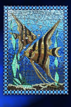 Exhibitions and Writing - Alison Hepburn Mosaics Mosaic Tile Art, Mosaic Artwork, Mosaic Glass, Glass Art, Stained Glass, Mosaic Art Projects, Mosaic Crafts, Mosaic Designs, Mosaic Patterns
