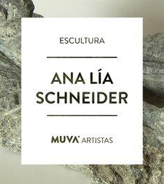 Ana Lía Schneider es pintora y escultora. Nació en Córdoba en 1952 y reside actualmente en Unquillo. Comenzó su formación en las Escuela Prov. de Bellas Artes Dr. Figueroa Alcorta y pronto comenzó a participar en diversas muestras de pintura y dibujo. Realizó numerosas muestras colectivas en el país, EE.UU y Uruguay; e individuales en Argentina, Francia y Suiza. #MUVAArtistas