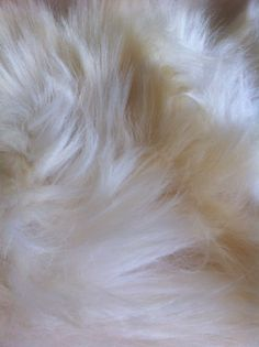 Long pale and fluffy Sheepys rug  #sheepys