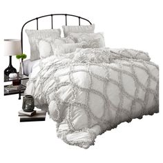 Special Edition by Lush Decor Riviera 3 Piece Comforter Set & Reviews | Wayfair