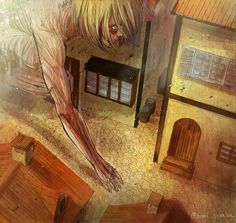 Shingeki no Kyojin | Attack on titan | SNK