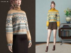 colors Found in TSR Category 'Sims 4 Female Everyday' Sims Four, Sims 4 Mm, My Sims, Bohemian Chic Fashion, Hippie Fashion, Bohemian Gypsy, Maxis, Tumblr Sims 4, Vêtement Harris Tweed