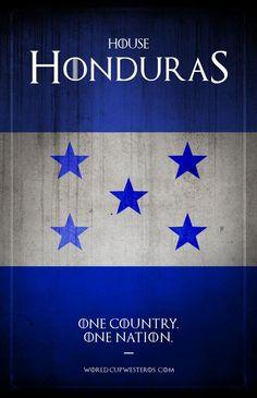 Game of Thrones #Honduras