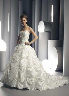 Lovely Bride Dresses