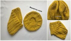 Crochet, Knitted Hats, Embroidery, Knitting, Diy, Shawl, Needlepoint, Tricot, Bricolage
