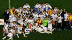 Real Madrid se coronó campeón de la Copa del Rey tras dejar en la lona al Barcelona