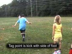 TAGteach soccer practice