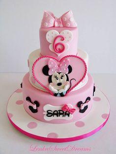 Disney Themed Cakes -