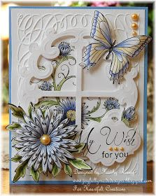 Joyfully Made Designs: Heartfelt Creations - Wednesday Inspiration & Good News!