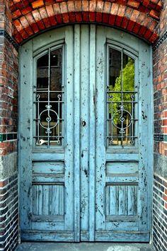 Resultado de imagen para puertas antiguas patinadas
