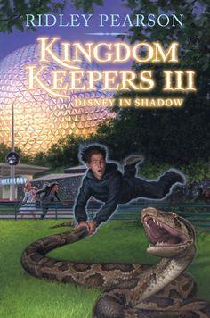 Amazon.com: Kingdom Keepers III: Disney In Shadow eBook: Ridley Pearson: Kindle Store