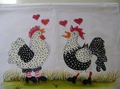 Výsledok vyhľadávania obrázkov pre dopyt galinhas pintura em tecido