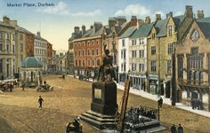 Take a look at historic Durham City in this series of postcards - Chronicle Live