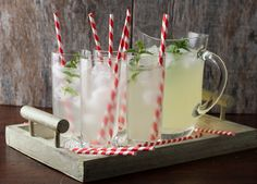 Ginger Lemonade by Juls Kitchen