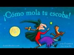 Conte per Halloween Halloween Gif, Holidays Halloween, Language Activities, Writing Activities, Kindergarten Library Lessons, Halloween Infantil, Preschool Spanish, Spanish Songs, Spanish Teacher