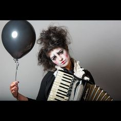 Hair and Makeup by Ida and photography by Justyn Roy Organic Colour Systems, Clowning Around, Editorial Hair, Clowns, Toronto, Hair Makeup, Face, Instagram Posts, Artist
