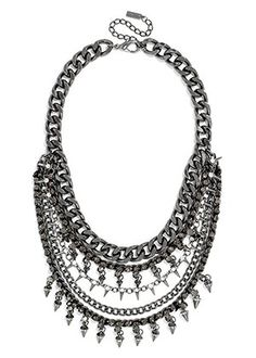Slideshow: From Spikes To Skulls: 50 Seriously Edgy Jewelry Finds Under $50