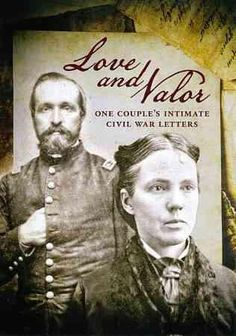 Shop Love and Valor: One Couple's Intimate Civil War Letters [DVD] at Best Buy. Find low everyday prices and buy online for delivery or in-store pick-up. Good Books, Books To Read, My Books, American Civil War, American History, Couple Goals, Civil War Books, Tony Award Winners, Civil War Dress