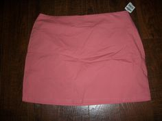 NWT OLD NAVY STRETCH PINK WOMEN'S SKIRT, SZ 10. EXCELLENT CONDITION! #OldNavy #ALine