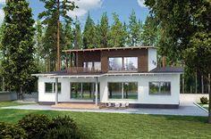 Типовые проекты. Финские дома из камня Jamera - Загородные Финские каменные дома