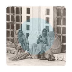 $145 Limited edition Giclee art print.  61 x 61cm (unframed) CRANE MUSEO PORTFOLIO RAG (Matt) 300gsm   IMAGE: Rajasthani women escaping the heat in Amer Fort in Amer, Rajasthani, India.