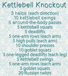 Kettlebell Workout  #Family #Trusper #Tip