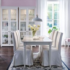 10 Best Housses Chaises Images On Pinterest Decorated Chairs